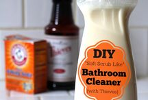 DIY Cleaning Stuff / by Rebecca B