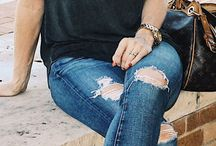 Plataforma and jeans
