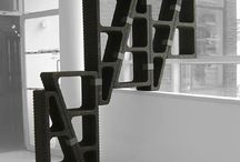MAKE/SHIFT shelving by Peter Marigold