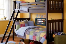 Boys' Bedroom / by Summer Thompson Anderson