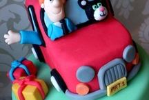 Charlie's cake