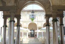 Allestimenti esterni a Villa Affaitati / Alcuni esempi da cui prendere spunto