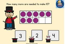 Boom! Primary math teaching resources / K-2 self-grading Boom Cards teaching resources. Use them with smart board centers, 1:1, or shared computers. See at a glance how your students did and what they choose for a wrong answer. Intervention made easy.