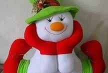 boneco de neve1