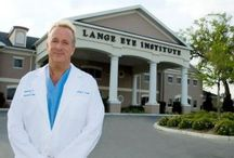 The Lange Eye Institute / Dr Michael Lange built The Lange Eye Institute in The Villages Florida  and opened for business in 2006.  This is a state of the art eye care center with the latest in surgical, medical, nutritional and optical eye care.  The Institute also has a variety of other specialties under the same roof: retina, Plastic surgery, hearing, dental, podiatry, holistic medicine , acupuncture and chiropractic. call 352 753 4014 for an appointment  or learn more at www.langeeyecare.com