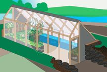 Greenhouse ideas for Cold climate