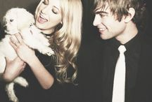 Blake Lively & Chace Crawford