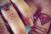Wedding band tattoo