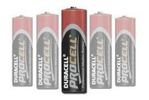 Pilas Duracell Procell