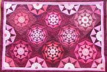 Quilts / In 1991 ben ik begonnen om quilts te maken. Op dit bord de quilts van de laatste paar jaar. Ook nieuwe quilts zal ik hier laten zien.