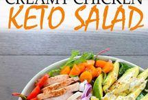 keto salata
