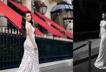 Robes de mariée | Collection 2018 / Robe de mariée de luxe de créatrice Veronika Jeanvie. Collection 2018 'La Diversité'