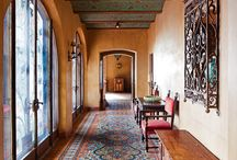 Perzisch tapijt styling