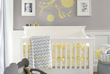 Baby room ideas for Lauren