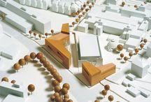 Maquetas arquitectura