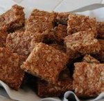 Biscuits and squares