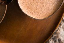 Czekoladowe napoje - na zimno i na gorąco / Inspiracje odnośnie serwowania czekolady do picia.