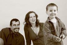 Family / műtermi pillanatok