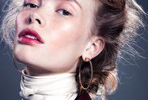 Natural Chic Makeups / Makeups showcasing how to look naturally beautiful.