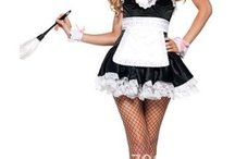 Maid Costume / by Eva Spring