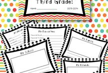 3rd Grade / by Andrea Brascho