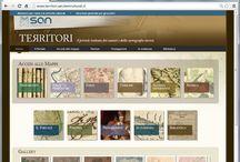Territori / Il portale italiano dei catasti e della cartografia storica realizzato da Hyperborea