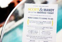 Pretty Wedding Paper