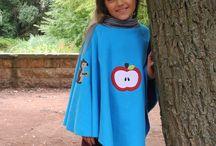 Nähen Mädchenbekleidung / Selbst genähte Kleidung für Mädchen