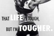 Fitness Motivation / by Rachael Martin
