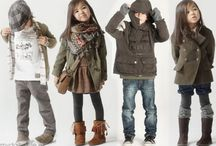 ✯Kid:Chic✯ / Kid fashion thats cool enough for adults. / by Stephanie Young