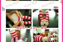 socks toys