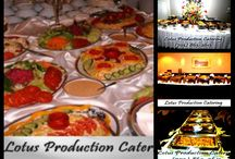 Full Service Wedding & Event Catering / Wonderful cuisine, excellent service and exquisite table settings are all available  to you when you choose Lotus Production Full service Catering DC | VA | MD