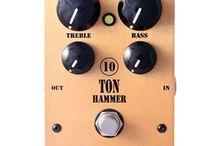 J. Rockett Audio Designs Pedals / by Sam Ash Music