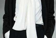Shirt/blouse & pants outfits
