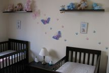 Babies - Nursery Ideas / by Lisa Steinberger