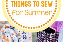 Sewing {Projects}