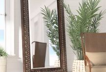 Floor Leaner Mirror#Leaning Mirrors#Full Length Mirrors