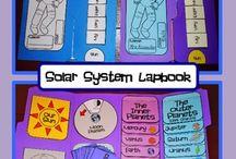 Solar System / by Faith Buzbee