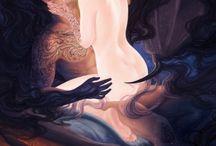 Rhysand & Feyre
