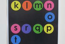 Alphabet Ideas / by Paulette Colbourne