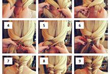 Hairstyle / Coifffures, hair, hair do, hairstyle, ..