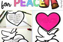 Dia Escolar da Paz e da Não Violência