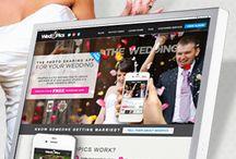 M & E forever / Mel and Ev's wedding