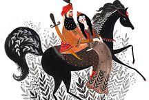 mirdinara illustration