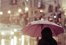 I dream of the rain