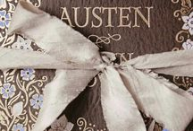 Jane  austen / by Leslie Boudreau