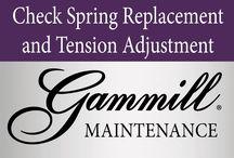 gammill maintenance videos