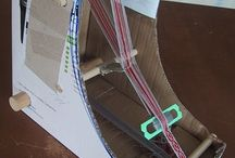 Weaving and looms