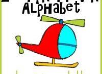 Alphabet Letter H / Activities for learning the alphabet letter H in preschool