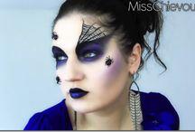 Maquillaje haloween / Haloween